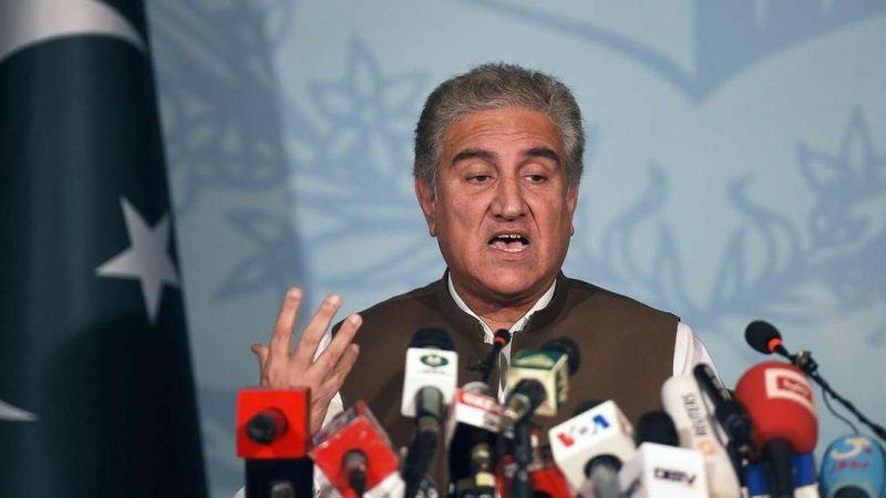 (OIC) should raise  issue of an anti-Muslim law in India:Shah Mahmood Qureshi