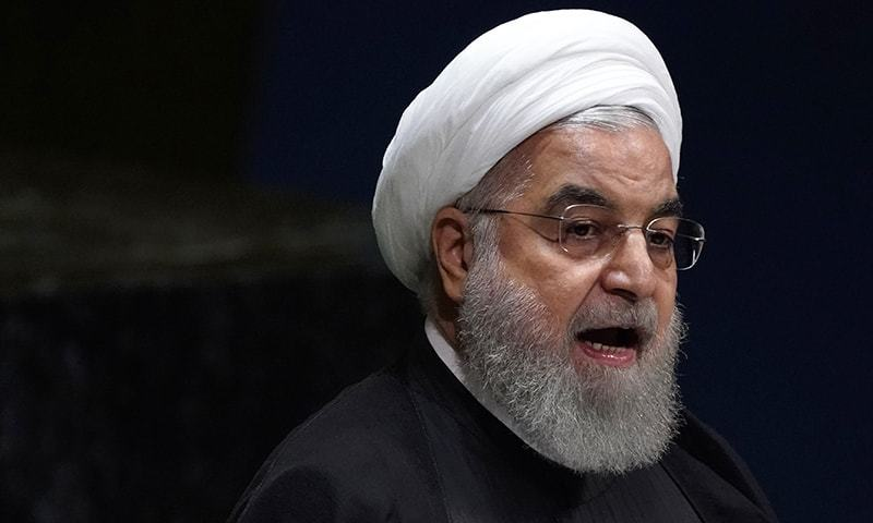 Iran roll back from nuclear deal over US killing general
