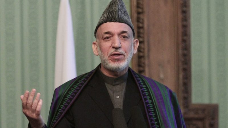 Karzai hopes for dialogue between Taliban and Kabul
