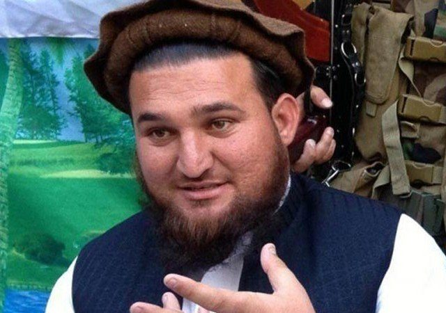 Former spoke-sman of the Pakistani Taliban Ehsanullah Ehsan, escapes from under army's custody