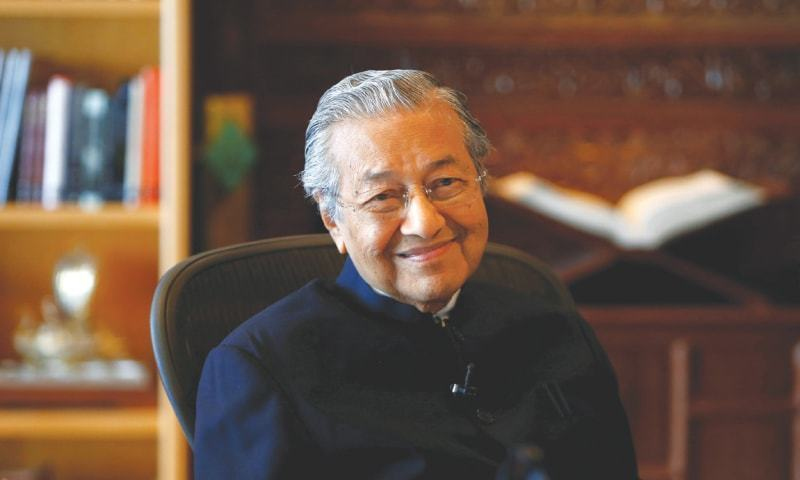 Malaysian Prime Minister Mahathir Mohamad has submitted a letter of resignation to the country's king