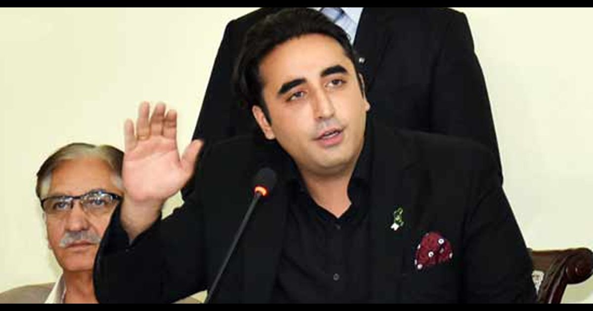 Bilawal rejects govt explanation over Jadhav-specific law