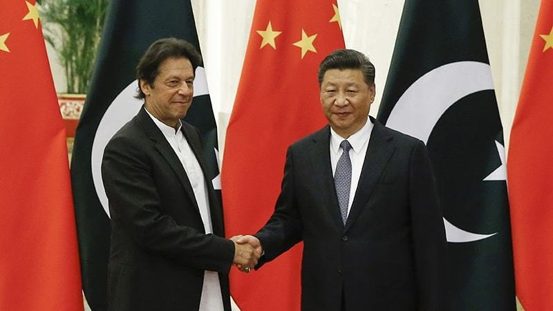 China has deep strategic interests in Pakistan: US report